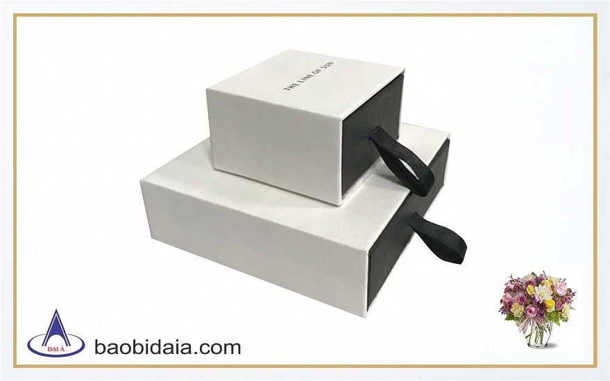HỘP QUÀ TẶNG DẠNG RÚT - SẢN PHẨM THEO NGÀNH HÀNG Sản xuất bao bì hộp - hộp  giấy cao cấp - hộp quà tặng - hộp rượu - hộp trà
